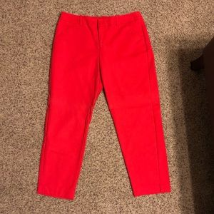 Merona Pants - Merona sz 10 red dress pants